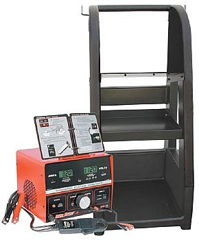 Auto Meter BVA-36K 800 Amp Variable Load Tester w/ Stand (BVA36K)