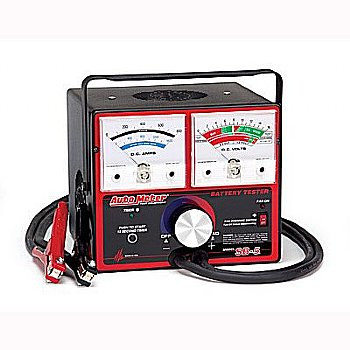 Auto Meter SB-5/2 800 Amp Variable Load Battery/Electrical System Tester