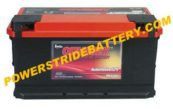 Audi A4 Battery (2008, V6 3.2L)