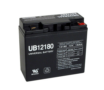 B&B BP18-12 Battery Replacement - UB12180