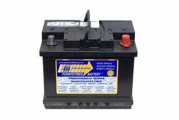 Chevrolet Malibu Battery (2008, L4 2.2L)