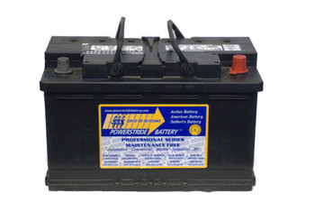 Dodge Ram Pickup Battery (2010, L6 6.7L Diesel)