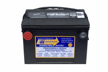 GMC P Series Van Battery (1999-1997, V8 5.7L)