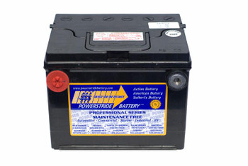 GMC S15 Battery (1993-1991, L4 2.5L)