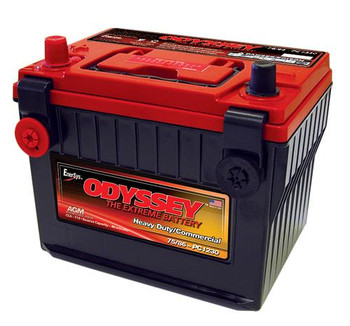 Isuzu Rodeo Battery (1996-1993, V6 3.2L Manual Trans.)
