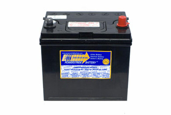 Isuzu Impulse Battery (1992-1991)