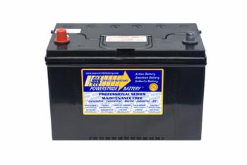 Isuzu Trooper Battery (2000-1998, V6 3.5L Automatic Trans.)