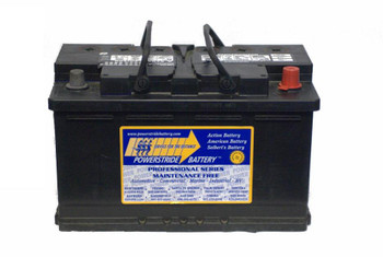 Jaguar X-Type Battery (2005-2004, V6 2.5L)