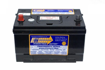 Lincoln Mark VII Battery (1992-1991)