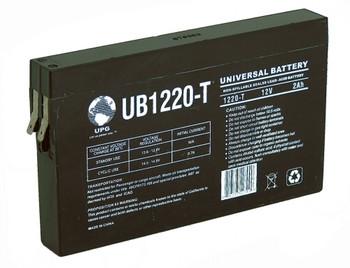 Baxter Healthcare 6201 FloGuard INF Pump Battery (D2790)