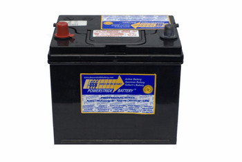 Subaru Loyale Battery (1994-1991, H4 1.8L AT)