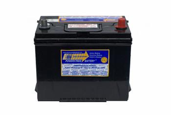 Suzuki Grand Vitara Battery (2010-2009, V6 3.2L)