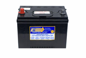 Suzuki Verona Battery (2006-2004, L6 2.5L)