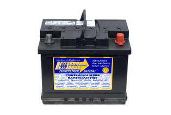 Suzuki XL-7 Battery (2009-2007, V6 3.6L)