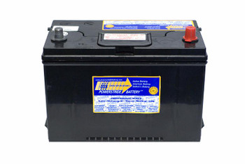 Toyota Sequoia Battery (2009, V8 4.6L)