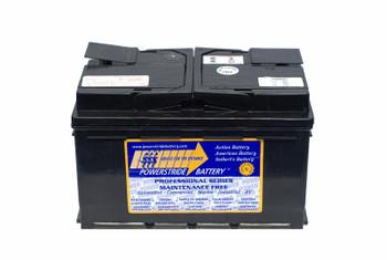 Volkswagen Passat Battery (2004-2001, L4 1.8L except 4 Motion)