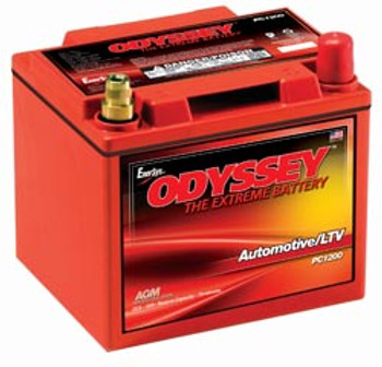 Volvo S80 Battery (2010-2007, L6 3.2L WITH Premium Stereo)