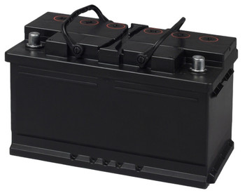 Volvo XC70 Battery (2010-2009, L6 3.0L WITH Premium Stereo)
