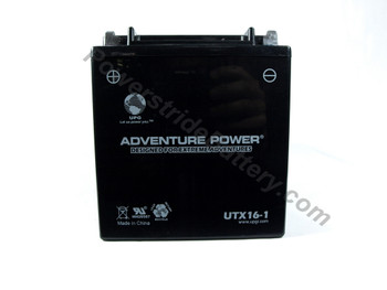 Champion X16-BS-1 Motorcycle Battery Replacement