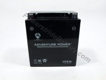 GS Yuasa GM16Z-4BH Battery Replacement