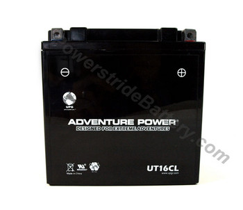 Power-Sonic CB16CL-B Battery Replacement