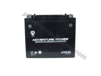 Ext 600 EXT (Carb) Snowmobile Battery (1995-1996)