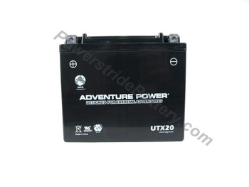 Panther 440 Panther 550 Battery (1997-2001)