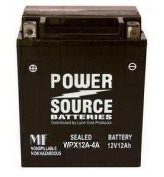 JIS 12A-A Battery Replacement