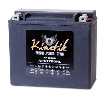 Adventure Power UBVT-1 AGM Battery
