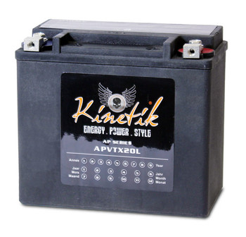 Adventure Power UBVT-4 AGM Battery