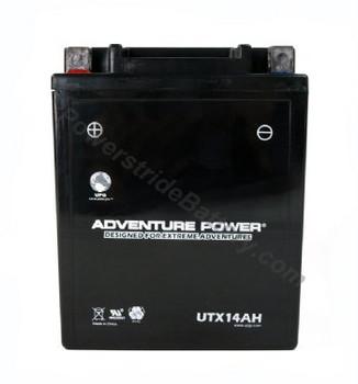 Suzuki LT300E QuadRunner 300E Battery (1987-1989)