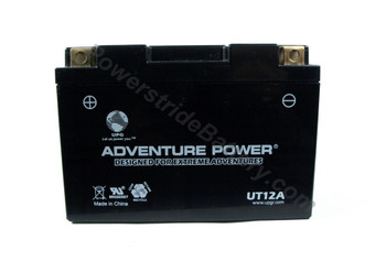 Motocross M32ABS Battery Replacement