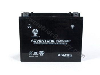 Yamaha VX600ER Vmax 600 ER Battery (2002-2003)