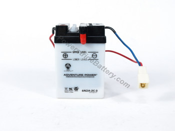Adventure Power 6N2A-2C-3 Battery