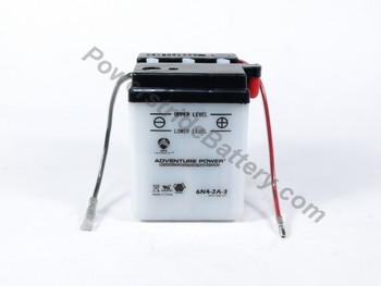 GS Yuasa 6N4-2A-3 Battery Replacement
