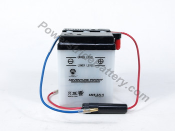 GS Yuasa 6N4-2A-4 Battery Replacement