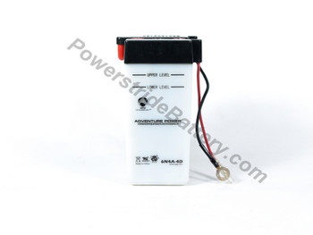 Exide 6N4A-4D Battery Replacement
