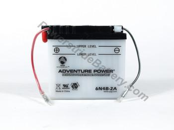 Adventure Power 6N4B-2A Battery