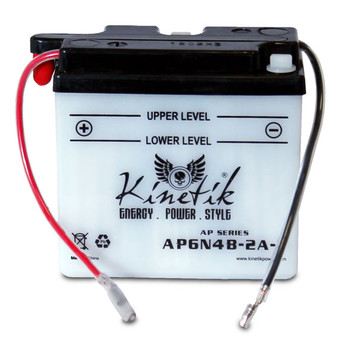 GS Yuasa 6N4B-2A-3 Battery Replacement