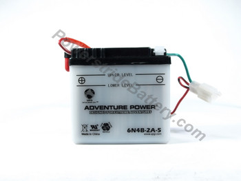 Adventure Power 6N4B-2A-5 Battery