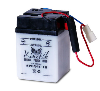 Exide 6N4C-1B Battery Replacement