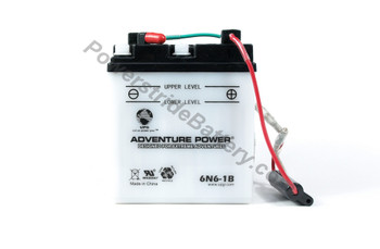 GES 6N6-1B Battery Replacement