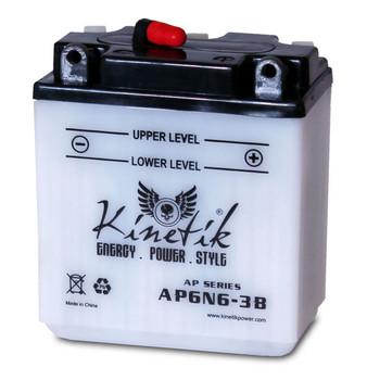 Delphi 6N6-3B Battery Replacement