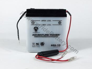 JIS 6N6-1D Battery Replacement