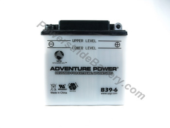 GES B39-6 Battery Replacement