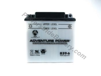 JIS B39-6 Battery Replacement