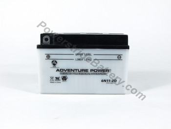 GES 6N11-2D Battery Replacement