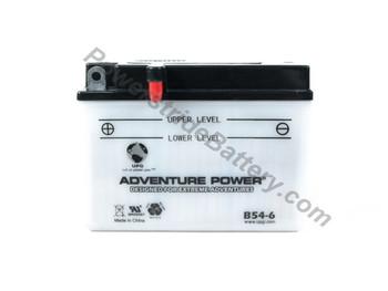 Yuasa B54-6 Battery Replacement