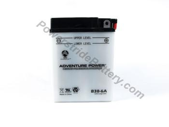 BSA 500 Gold Star Battery