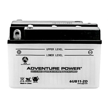Adventure Power 6UB11-2D Battery - 6YB11-2D